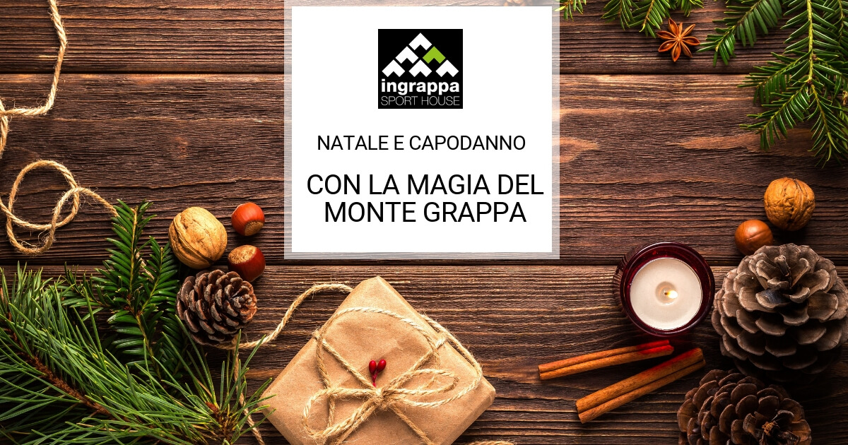 Natale InGrappa Sporthouse