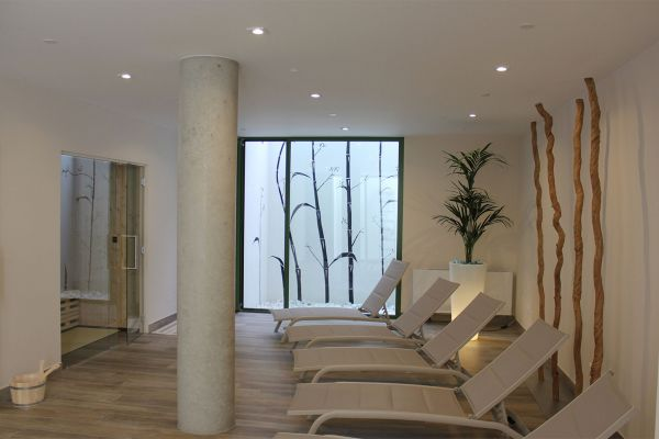 Area Wellness Relax Ingrappa Sporthouse