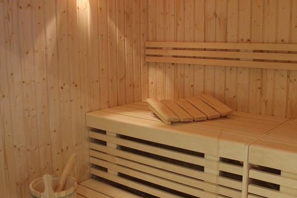 Area Wellness Sauna Ingrappasporthouse