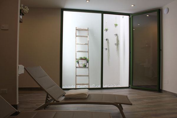 Area Wellness Zona Relax Ingrappa
